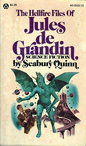 9780445004283: The Hellfire Files of Jules De Grandin