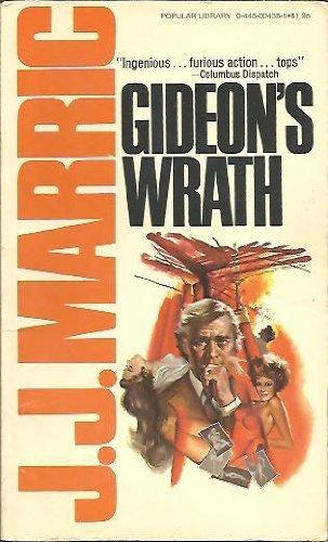 9780445004351: Gideon's Wrath by J.J. Marric (1977-08-01)
