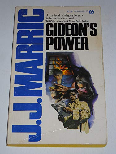 9780445004511: Gideon's Power