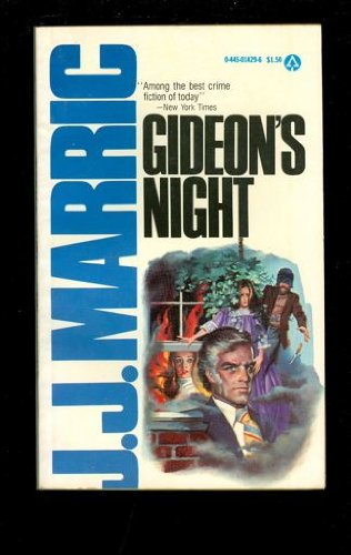 9780445014299: Gideon's Night