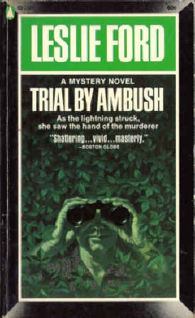 Trial By Ambush (Pop Library Sixty, 60-2409): Leslie Ford