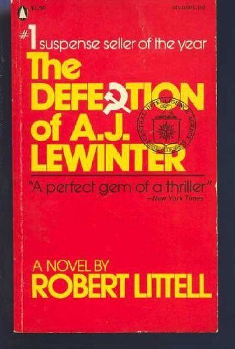 9780445030107: The Defection of A. J. Lewinter