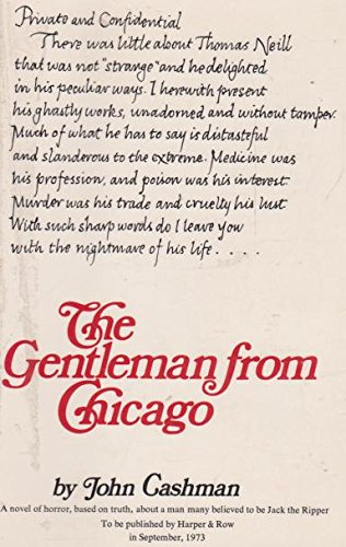 9780445030503: Gentleman From Chicago