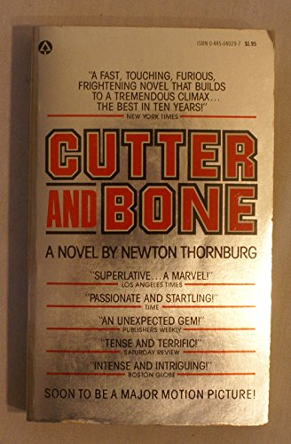 9780445040298: Cutter and Bone [Hardcover] by Newton Thornburg