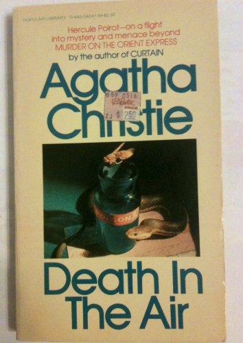 Death In the Air: Agatha Christie