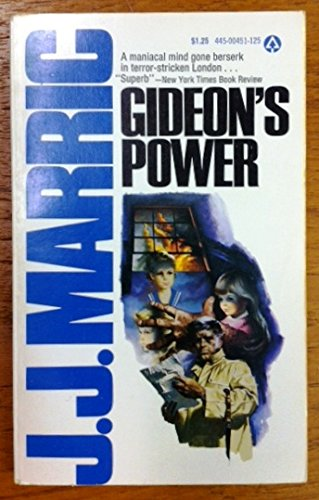 9780445040601: Gideon's Power