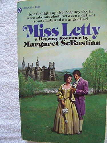 Miss Letty: Sebastian, Margaret