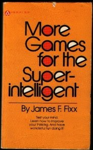 9780445041141: More Games for the Super Intelligent