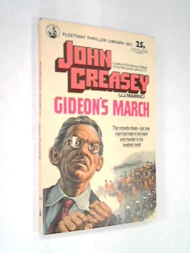 9780445041233: Gideon's March