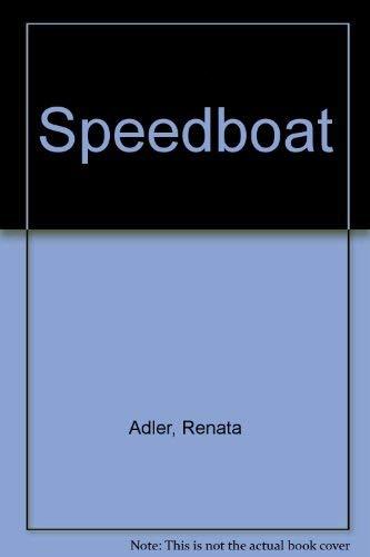 9780445041929: Speedboat