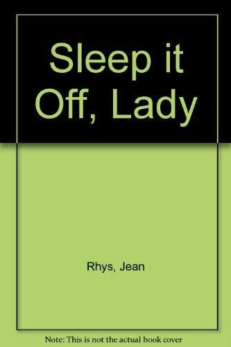 9780445042087: Sleep it Off, Lady