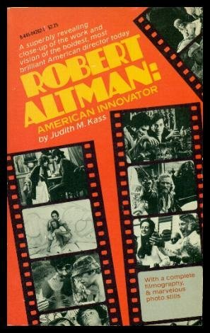 9780445042629: Robert Altman American Innovator