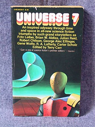 Universe 7 (0445042699) by Terry Carr