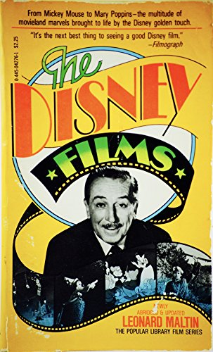 9780445042766: Disney Films