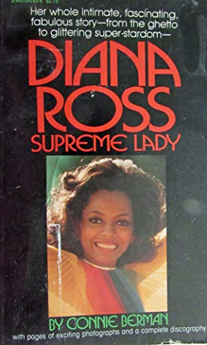 9780445042834: Title: Diana Ross Supreme lady