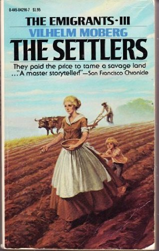 9780445042902: The settlers, The emigrants tome 3