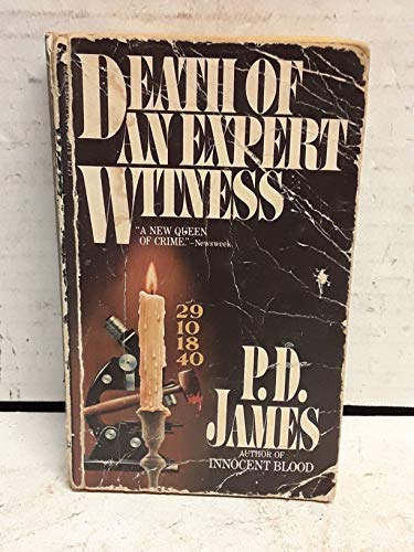 9780445043015: Death of an Expert Witness