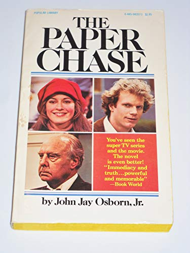 9780445043572: The Paper Chase