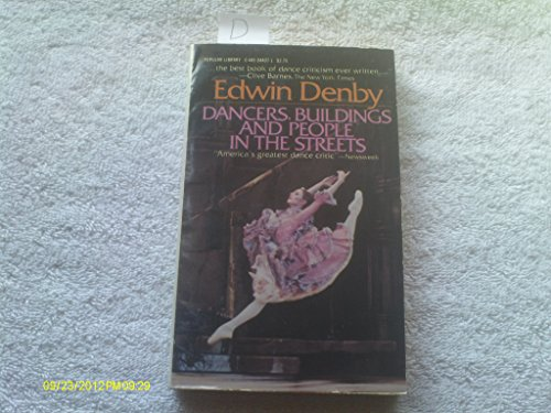 Dancers, Buildings and People in the Streets (Dance Performance): Denby, Edwin