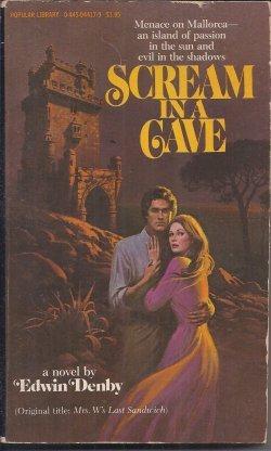 9780445044173: Scream in a Cave (Org. Title: Mrs. W's Last Sandwich)