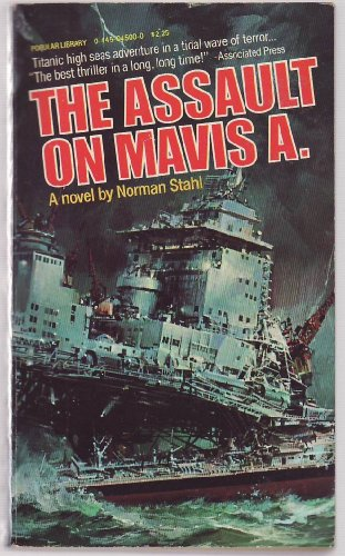 9780445045002: The Assault on Mavis A.