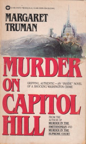 9780445047242: Murder On Capitol Hill
