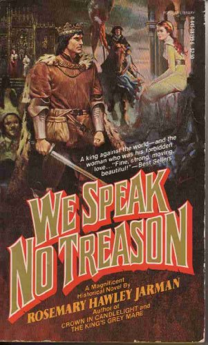 9780445081994: We Speak No Treason