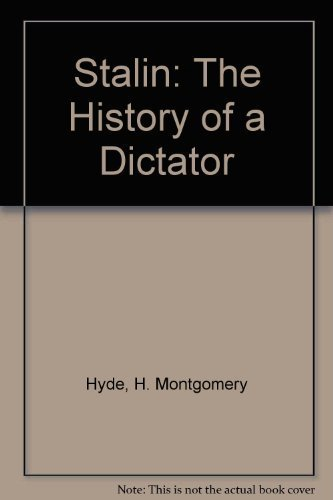 9780445082601: Stalin: The History of a Dictator