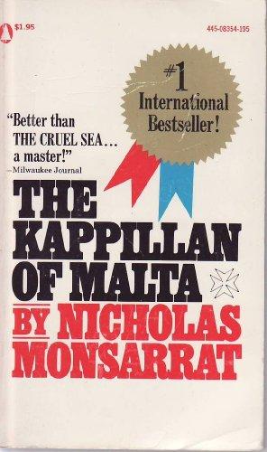 9780445083547: THE KAPPILLAN OF MALTA
