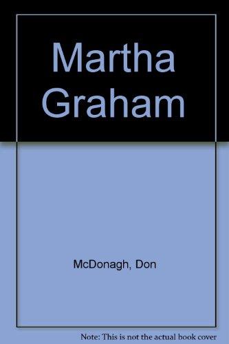 9780445083585: Martha Graham