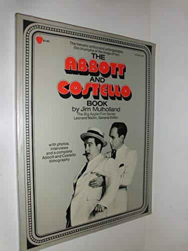9780445083721: Abbott and Costello Book