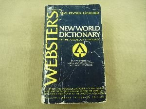 Webster's New World dictionary of the American language: David Bernard Guralnik