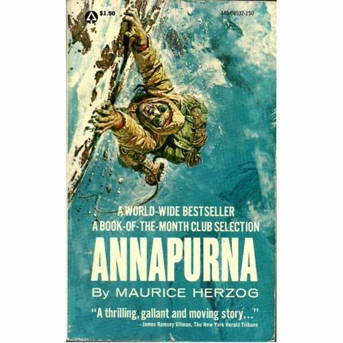 9780445085329: Annapurna
