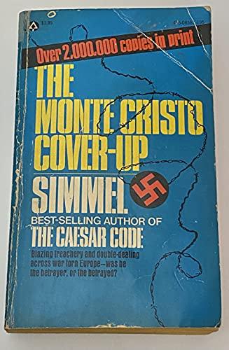 9780445085633: The Monte Cristo Cover-up