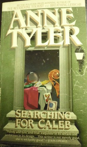 Searching for Caleb: anne tyler
