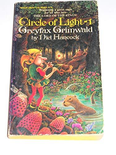 9780445085954: Greyfax Grimwald (Circle of Light, Book 1)
