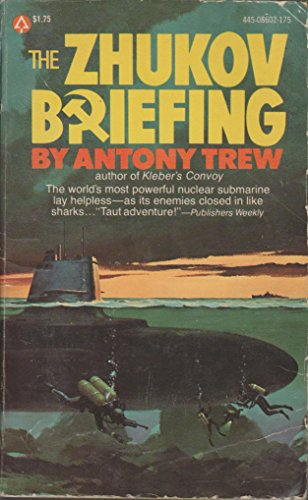 9780445086029: The Zhukov Briefing
