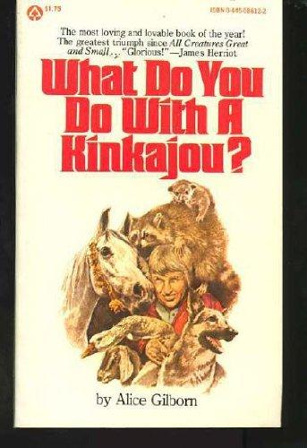 9780445086128: What do you do with a kinkajou?