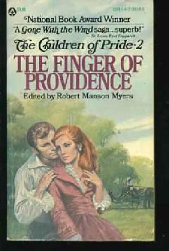 9780445086142: The Finger of Providence (The Children of Pride, Two)