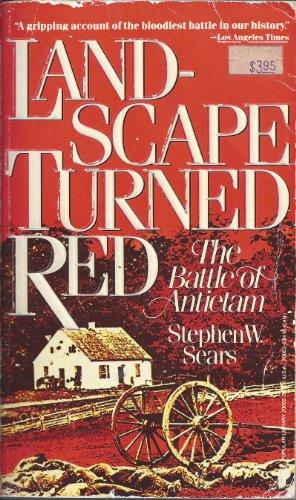 9780445200029: Landscape Turned Red
