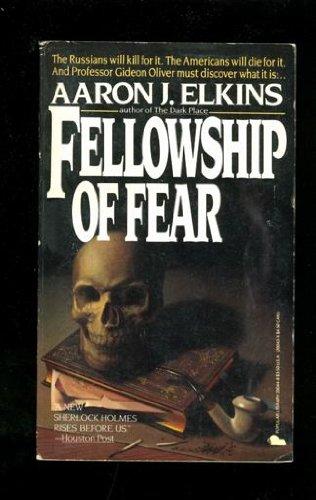 9780445200449: Fellowship of Fear