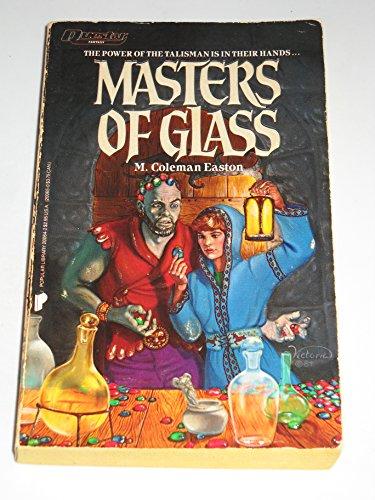 9780445200647: Masters of Glass (Questar Fantasy)