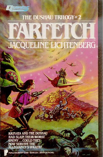 Farfetch (Dushau Trilogy No 2): Lichtenberg, Jacqueline
