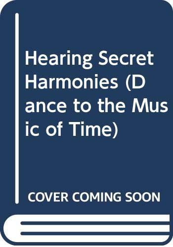 9780445201460: Hearing Secret Harmonies (Dance to the Music of Time)