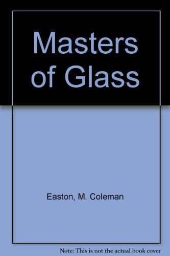 9780445204249: Masters of Glass