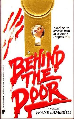 9780445205413: Behind the Door