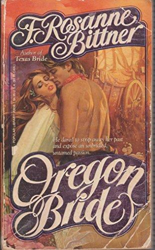 9780445206380: Oregon Bride