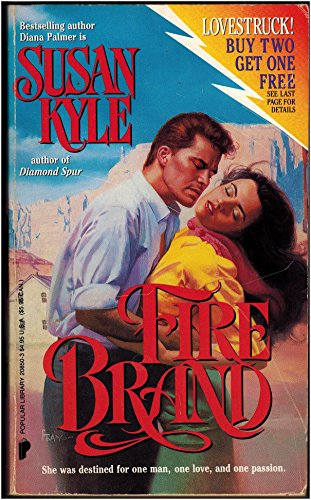 9780445208506: Fire Brand (Lovestruck)