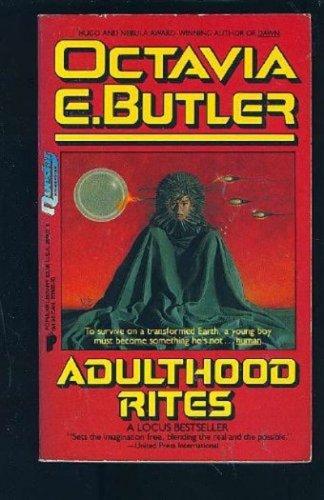 9780445209039: Adulthood Rites