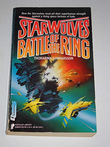 9780445209084: Starwolves: Battle of the Ring